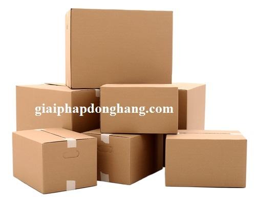 Thùng, hộp carton